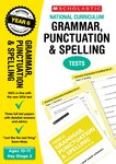 National Curriculum Tests: Grammar, Punctuation and Spelling Tests (Year 6) x 6