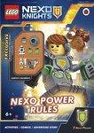 LEGO® Nexo Knights: Nexo Power Rules! Activity Book