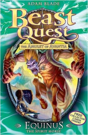 Food Book Cover Quest : Beast quest series equinus the spirit horse