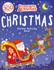 Christmas Sticker Activity Book