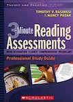 3-Minute Reading Assessments: Book and DVD (Grades 1-8)
