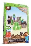 Minecraft: Hostile Mobs Paper Craft Kit