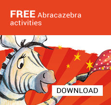 Download Abracazebra activities