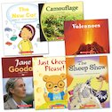 Guided Readers Library Pack: Book Band Orange x 6