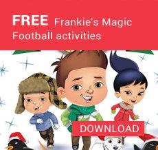 FREE Frankie's Magic Football activities