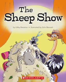 Guided Readers: The Sheep Show x 6