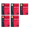 Scholastic English Skills: Comprehension Teacher's Books Years 1-6 Set x 5