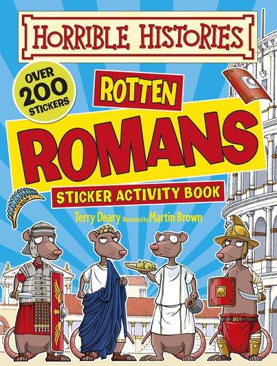 Rotten Romans - Martin Brown