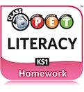 KS1 Literacy Homework Pack