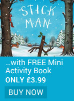 Stick Man with FREE Mini Activity Book