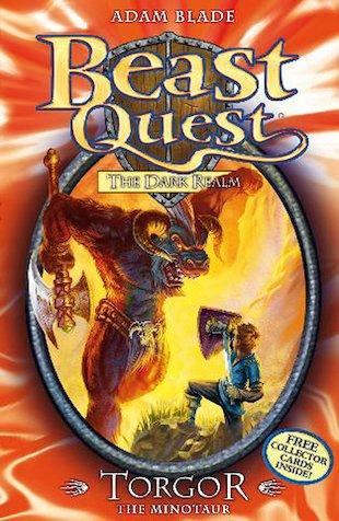 Beast quest series 3 torgor the minotaur