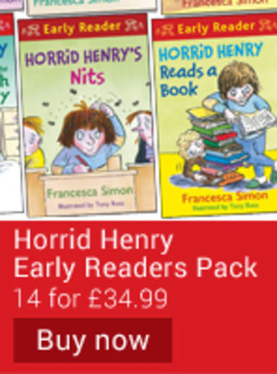 Horrid Henry Early Readers Pack