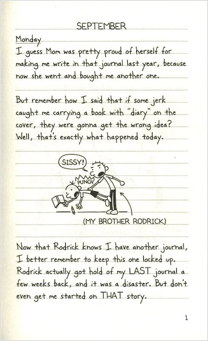 Diary of a Wimpy Kid: Rodrick