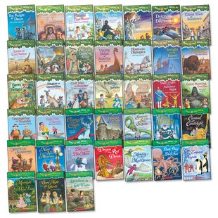magic tree house mega pack scholastic kids 39 club