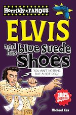 Elvis and his Blue Suede Shoes cover image