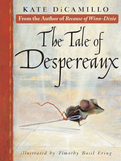 book review the tale of despereaux