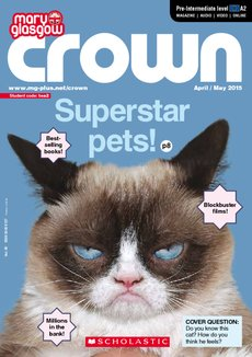 Crown Magazine cover