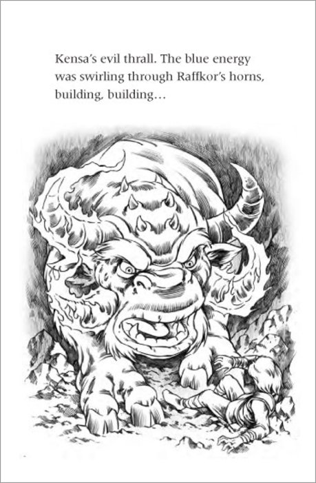 Colouring Pages Beast Quest : Beast ouest colouring pages
