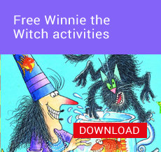 Free Winnie the Witch activities