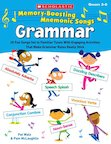 Memory-Boosting Mnemonic Songs: Grammar