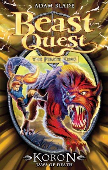 Beast quest series 8 635 koron jaws of death scholastic kids