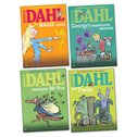 Roald Dahl Colour Editions Pack x 4
