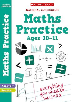 National Curriculum Mathematics Practice Book  - Year 6