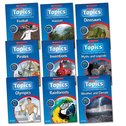 Hot Topics Resource Books Set x 9