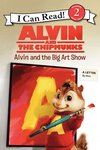 I Can Read! Alvin and the Chipmunks - Alvin and the Big Art Show