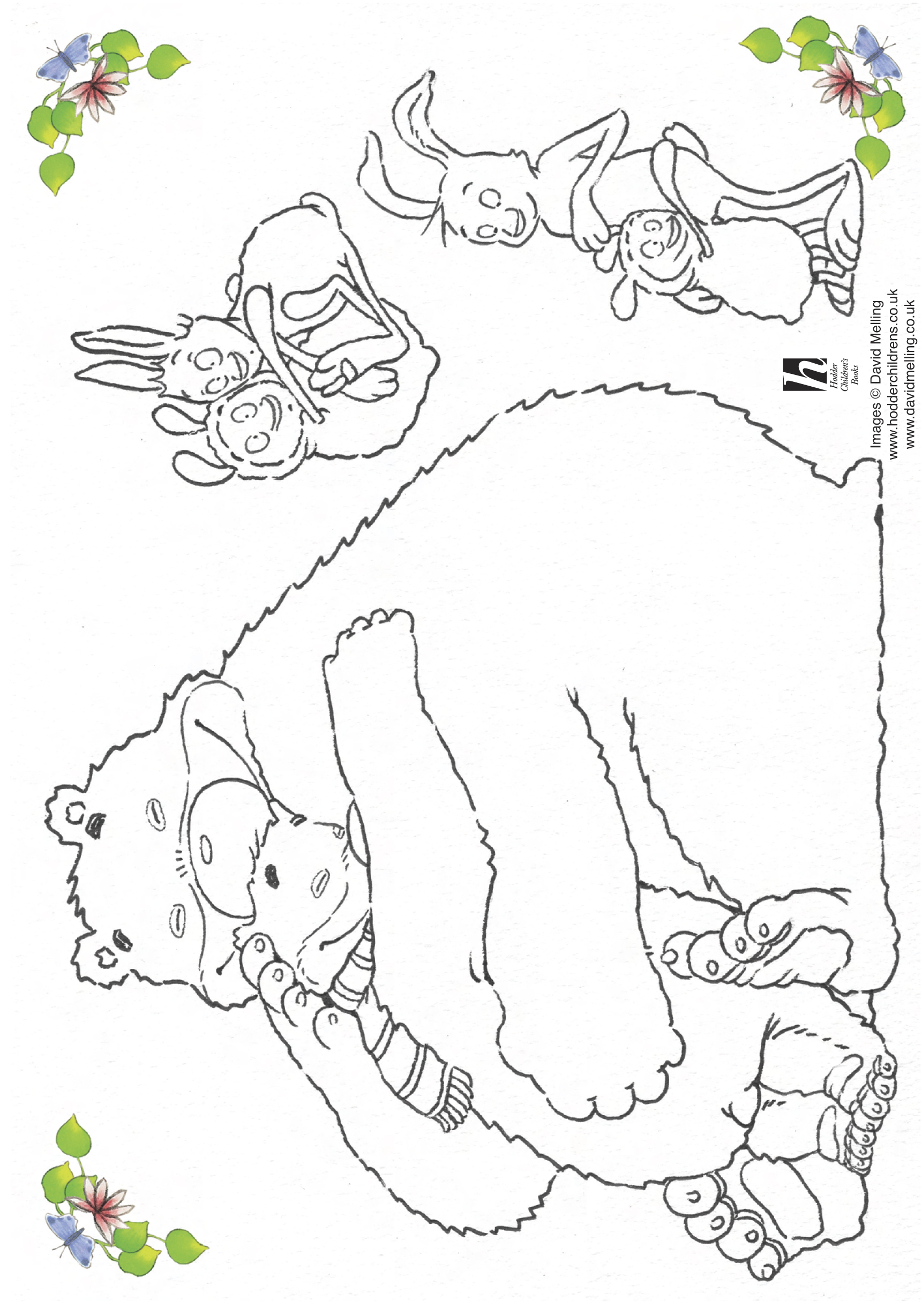 hubless douglas coloring pages - photo#1