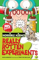 Really Rotten Experiments cover image