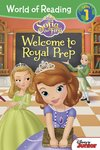 World of Reading: Sofia the First - Welcome to Royal Prep