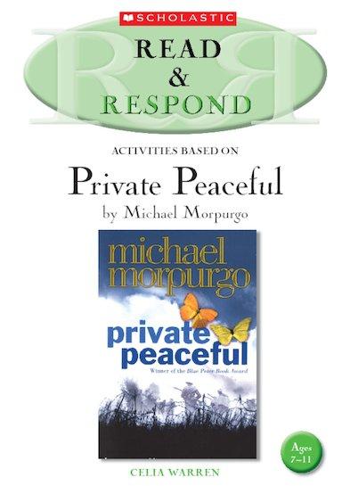 Private peaceful book report