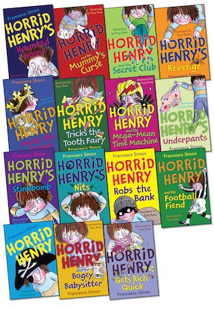 Horrid Henry Bumper Bonanza