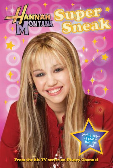 Hannah Montana: Super Sneak - 118767-ml-59528