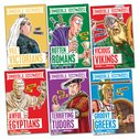 Horrible Histories Classic Pack x 6