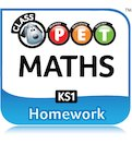 KS1 Maths Homework Pack
