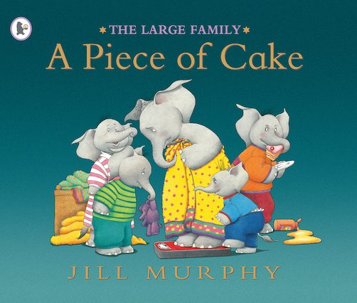 Reading Is A Piece Of Cake Review