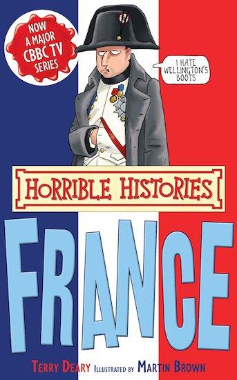 France - Terry Deary
