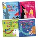 Julia Donaldson and Lydia Monks Pack