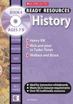 History Book 4 and CD-ROM