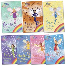 Rainbow Magic: Rainbow Fairies Pack