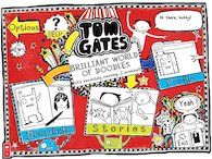 Tom Gates Doodle image