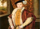Edward VI is Crowned King of England
