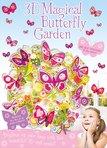 3D Magical Butterfly Garden