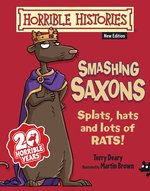 Smashing Saxons cover image