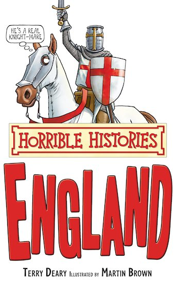 England - Terry Deary