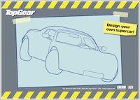 Top Gear Design Your Own Supercar