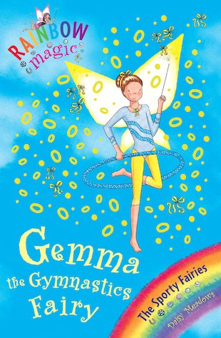 Gemma the Gymnastics Fairy