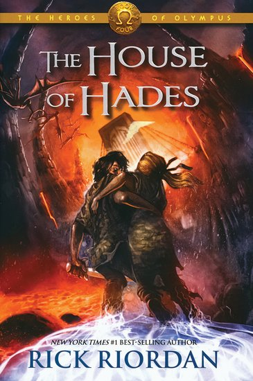 The Heroes of Olympus  The House of Hades New Award-winning author    The Heroes Of Olympus The House Of Hades